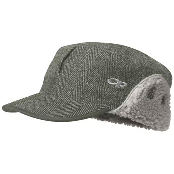 Outdoor Research Unisex Yukon Cold Weather Cap with Earflaps   - Click to view larger image