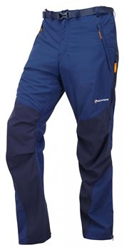 Montane Terra Pants Graphite - Click to view larger image