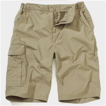 Craghoppers Mens Kiwi Long Shorts Rubble - Click to view larger image