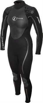 Circle One Womens Icon 5 3mm Wetsuit
