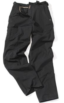 Craghoppers Mens Winter Lined Kiwi Trousers Short Leg 29 Fleece Lined  - Click to view larger image