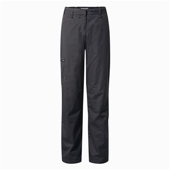 Craghoppers Womens Winter Lined Kiwi Trousers Reg Leg 31 Fleece Lined  - Click to view larger image
