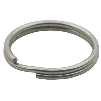 Lumb Brothers Stainless Steel Split Ring