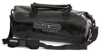 Ortlieb Rack Pack 31L Waterproof Travel Dry Bag with Shoulder Strap  - Click to view larger image