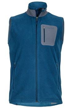 Marmot Mens Reactor Vest  Denim - Click to view larger image