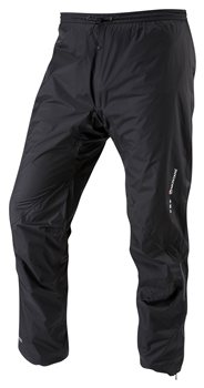 Montane Mens Minimus Pant Waterproof Trouser  - Click to view larger image