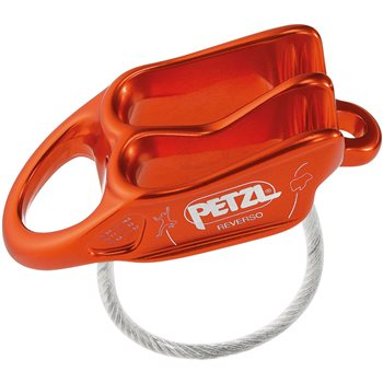 Petzl Reverso 4 Belay Device  - Click to view larger image