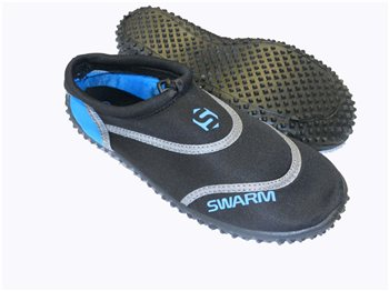 Typhoon Swarm Aqua Shoe  - Click to view larger image