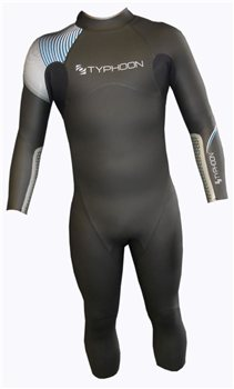 Typhoon Triathlon Open Water Wetsuit  - Click to view larger image