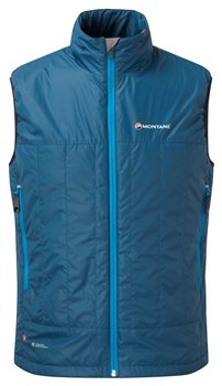 Montane Prism Vest Moroccan Blue - Click to view larger image