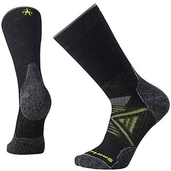 Smartwool Mens PhD Outdoor Medium Crew Socks  - Click to view larger image
