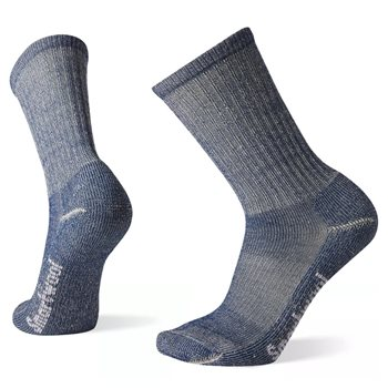 Smartwool Mens Hiking Light Crew Socks Hike Light Crew - Denim