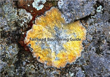 Jackson Sports Fairhead Bouldering Guide  - Click to view larger image