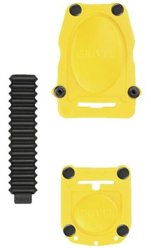 Grivel Anti Ball Plates G12 & Air Tech Lite Crampons Antibott  - Click to view larger image