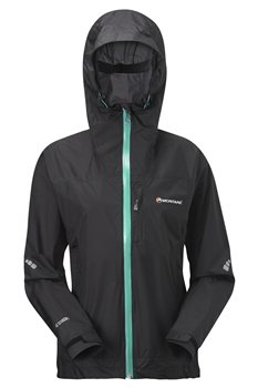 Montane Female Minimus Mountain Jacket  - Click to view larger image