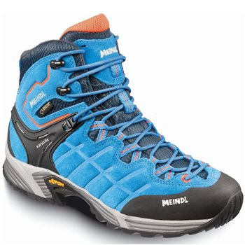 Meindl Kapstadt GTX Lady Cobalt-Orange - Click to view larger image