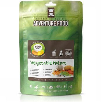 Adventure Food Vegetable Hot Pot (Vegetarian) for Intensive Outdoor Activity  - Click to view larger image