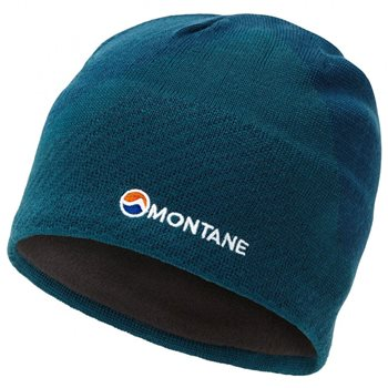 Montane Unisex Logo Beanie   - Click to view larger image