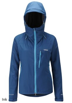 Rab Womens Vapour Rise Jacket 2017 Soft Shell  - Click to view larger image