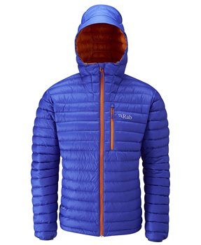 Rab Microlight Alpine Jacket 2017-18 Electric - Click to view larger image
