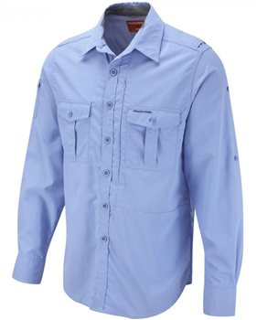 Craghoppers NosiLife Long Sleeve Shirt - Click to view larger image a8ed7fcc807e