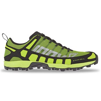 Inov-8 X-Talon 212 Black-Neon Yellow-Grey - Click to view larger image