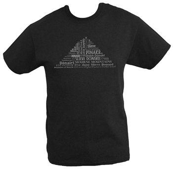Mountain Tees Mens Donard Lexicon Men Base Layer  - Click to view larger image