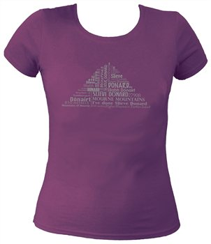 Mountain Tees Donard Lexicon Women  - Click to view larger image