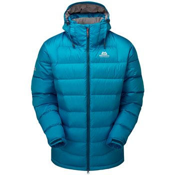 Mountain Equipment Lightline Jacket Cobalt - Click to view larger image