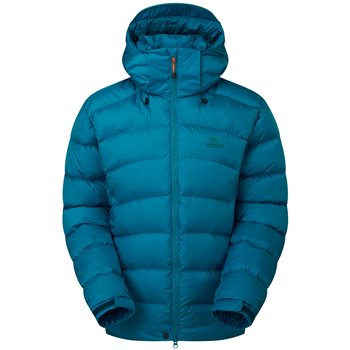 Mountain Equipment Womens Lightline Jacket Lagoon Blue - Click to view larger image