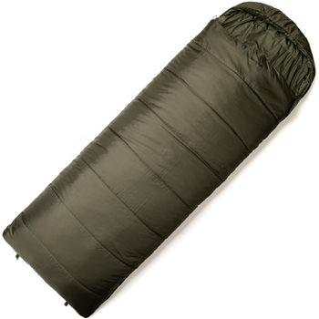 Snugpak Unisex Nautilus Sleeping Bag Nautilus - Emerald Green - Click to view larger image