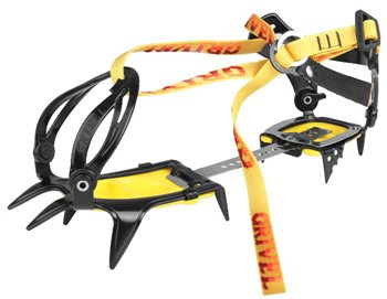 Grivel Unisex G10 Crampon 10 Points with Antibott  - Click to view larger image