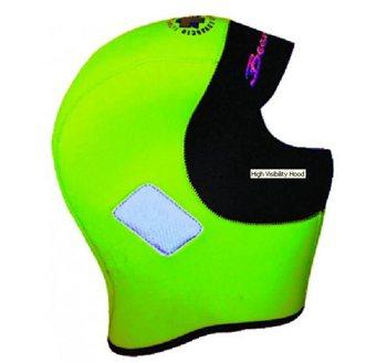 Beaver Unisex Glowflex Semidry Hi Viz Hood  - Click to view larger image