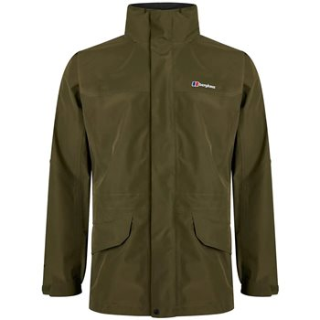 Berghaus Mens Cornice 3 Waterproof Jacket Dusk - Click to view larger image