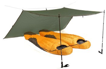 Rab Siltarp 2 Shelter 2-3 Person Bivi Bag  - Click to view larger image