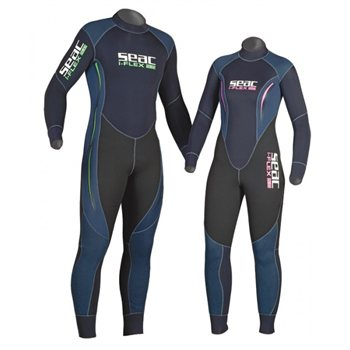 Seac Sub Mens I Flex Suit Wetsuit  - Click to view larger image