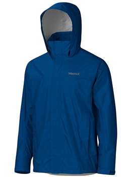 Marmot Precip Jacket Blue Night - Click to view larger image
