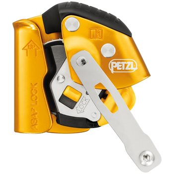 Petzl ASAP Lock Mobile Fall Arrester  - Click to view larger image
