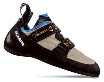 Scarpa Mens Velocity V Climbing Rock Shoes  - Click to view larger image