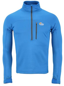 Lowe Alpine Powerstretch Zip Top  - Click to view larger image