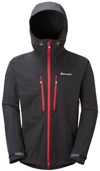 Montane Sabretooth Jacket  Black - Click to view larger image