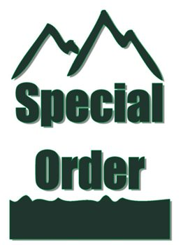 Jackson Sports Special Order  - Click to view larger image