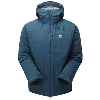 Mountain Equipment Triton Jacket 2018 Denim Blue - Click to view larger image