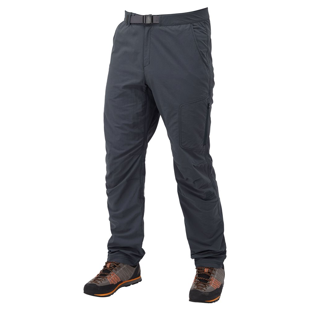Mountain Equipment Mens Approach Pant with Integrated Belt Trekking Trouser 1