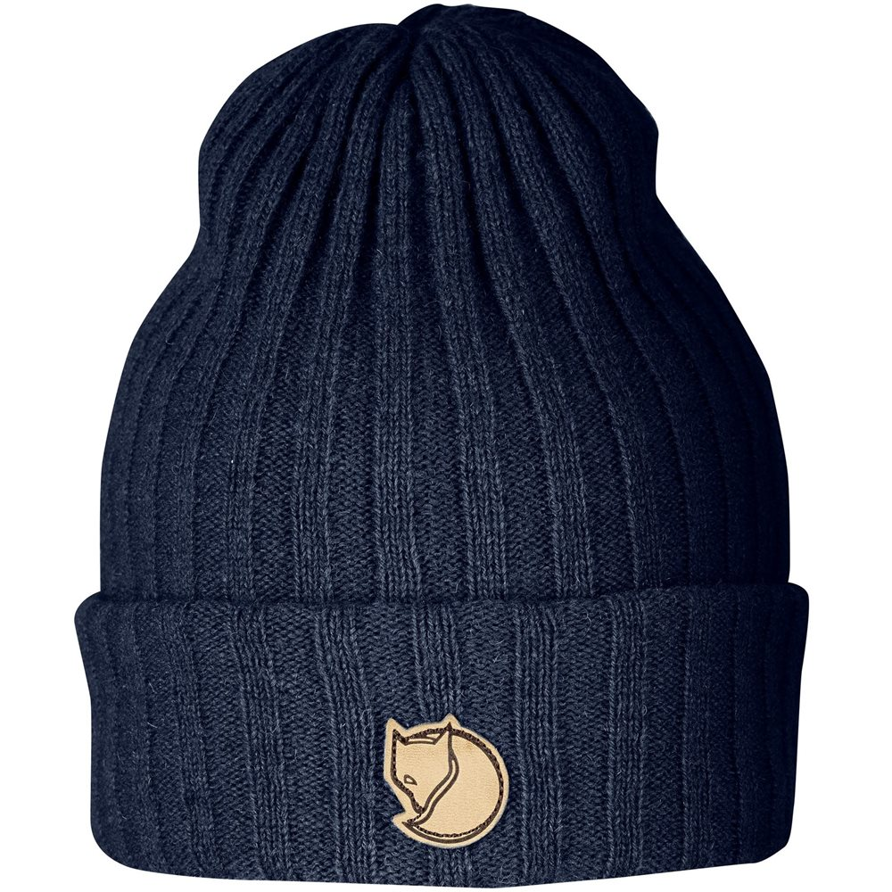 Fjallraven Unisex Byron Knitted Wool Hat  1