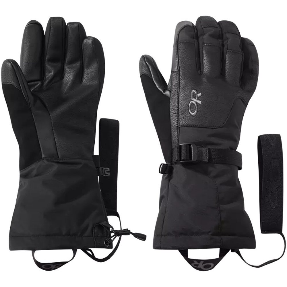 Outdoor Research Mens Revolution Sensor Gloves  1