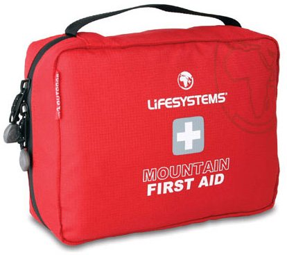 Lifesystems Mountain First Aid Kit 1