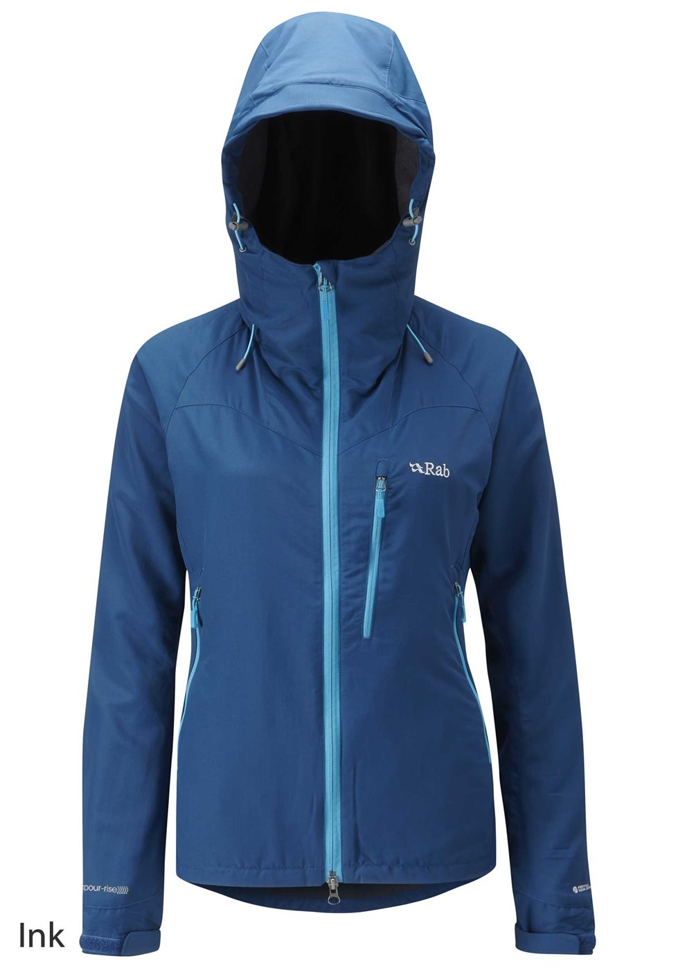 ee740a0c Rab Womens Vapour Rise Jacket 2017 - Click to view larger image